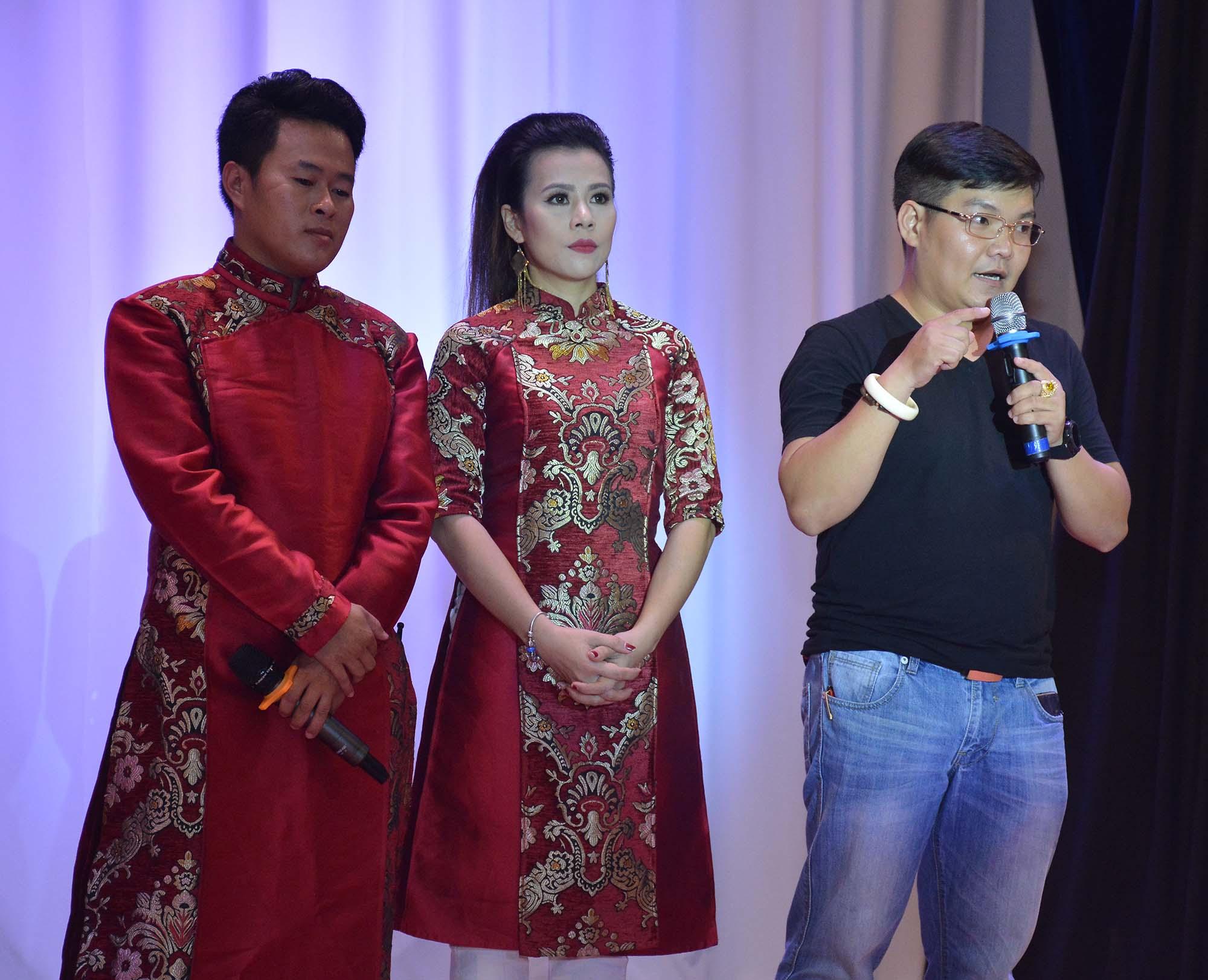 Vợ chồng Hoàng Mèo chơi gameshow lấy tiền mở sân khấu kịch - 2