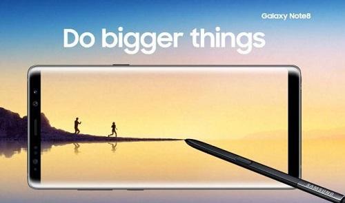 Galaxy Note 8 cán mốc270.000 chiếc trong tuần đầu tiên ra mắt - 1