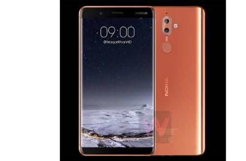 Nokia 9 lộ diện, màn hình tràn cạnh như Samsung Galaxy S8 - 4