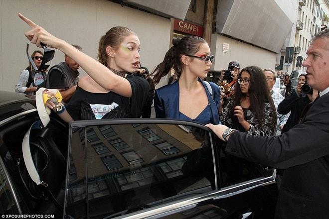 Người mẫu triệu phú được ca ngợi nhờ hành động đẹp tại tuần thời trang - 9
