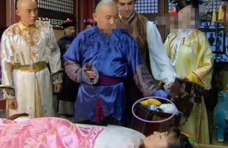 """""""Tân Hoàn Châu cách cách"""" quá nhiều lỗi phim ngớ ngẩn - 4"""