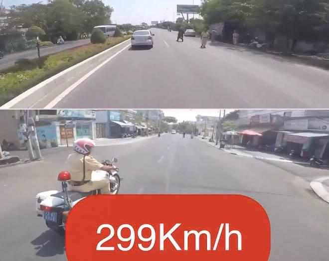 """Biker tung clip """"299Km/h"""" chính thức nhận cái kết """"đắng"""" - 1"""