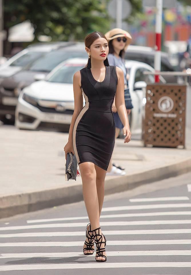 """Tiếc nuối """"mỹ nữ phồn thực Nha Trang"""" liên tục lỡ làng với hoa hậu - 8"""