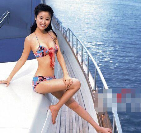 Ảnh bikini nóng bỏng hé lộ quá khứ của Lâm Tâm Như - 6