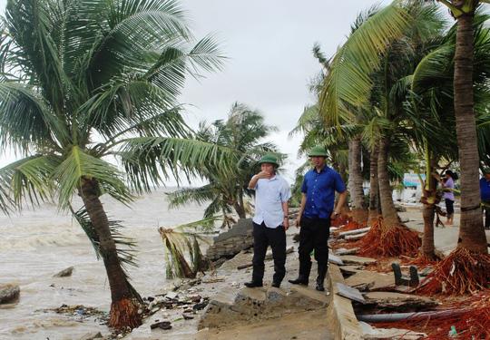 Thanh Hóa phản hồi về thiệt hại 1.000 tỉ đồng trong bão số 10 - 3