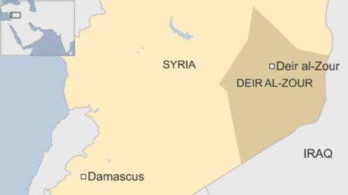 Chiến đấu cơ Nga thổi bay khủng bố IS dọc bờ sông Syria - 2