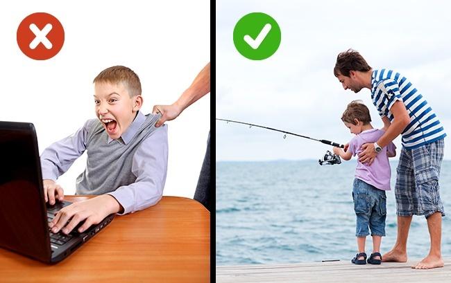 """8 cách đơn giản, hiệu quả giúp trẻ """"cai nghiện"""" công nghệ - 2"""