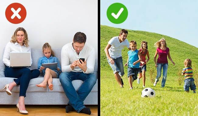 """8 cách đơn giản, hiệu quả giúp trẻ """"cai nghiện"""" công nghệ - 3"""