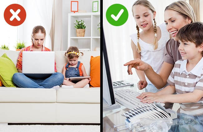 """8 cách đơn giản, hiệu quả giúp trẻ """"cai nghiện"""" công nghệ - 4"""