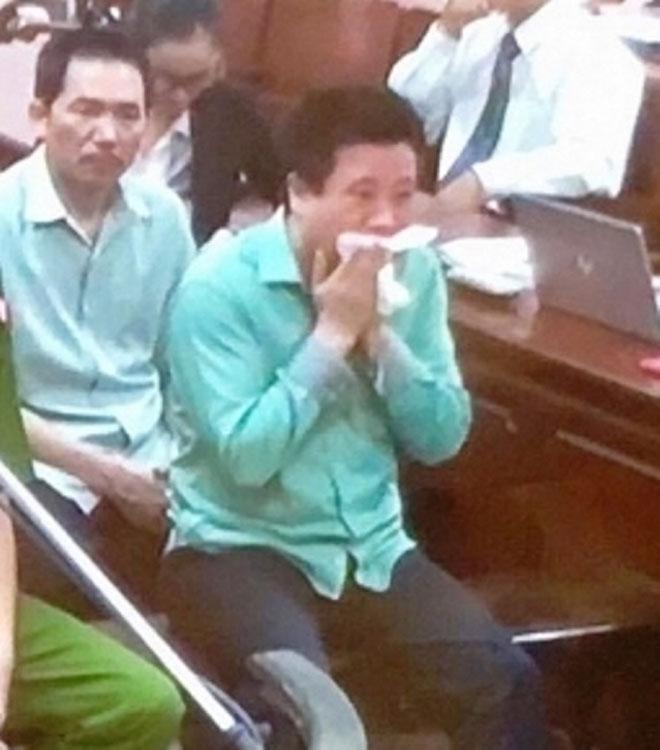 """Hà Văn Thắm rơi lệ sau """"lời tâm huyết"""" của cấp dưới - 1"""
