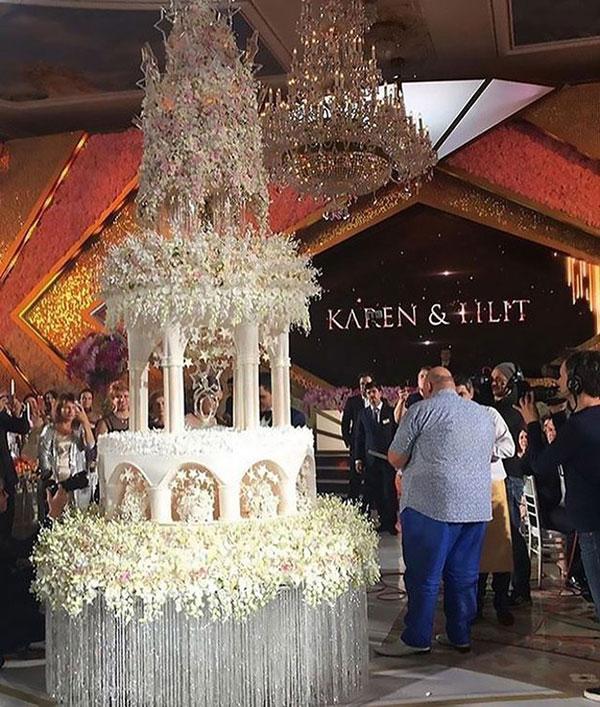 Đám cưới xa hoa bậc nhất của con trai ông trùm bất động sản Nga - 10
