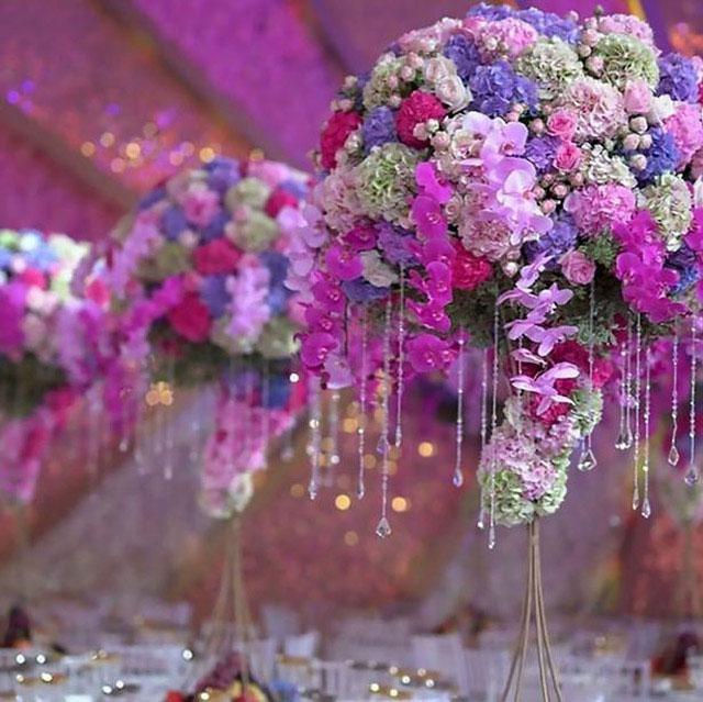 Đám cưới xa hoa bậc nhất của con trai ông trùm bất động sản Nga - 11