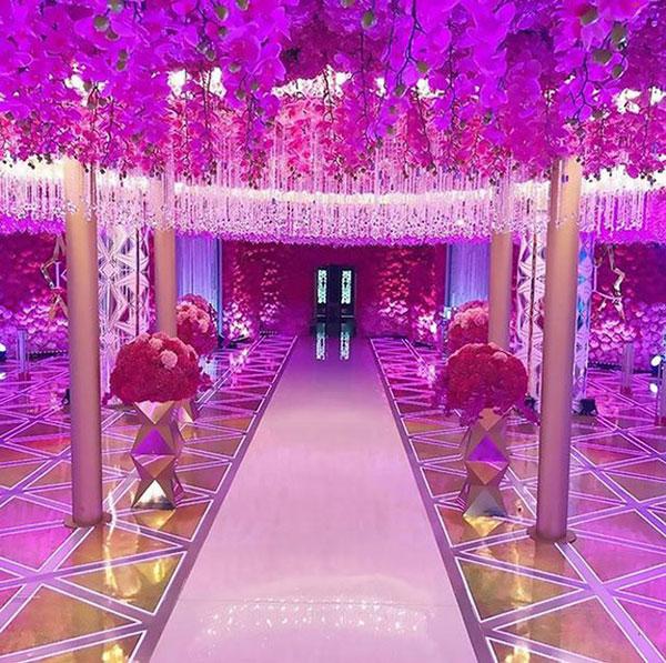 Đám cưới xa hoa bậc nhất của con trai ông trùm bất động sản Nga - 6