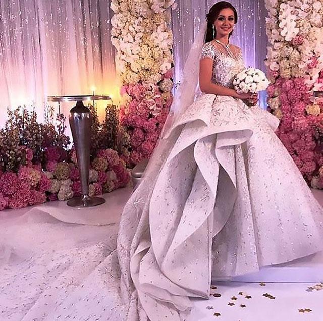 Đám cưới xa hoa bậc nhất của con trai ông trùm bất động sản Nga - 8