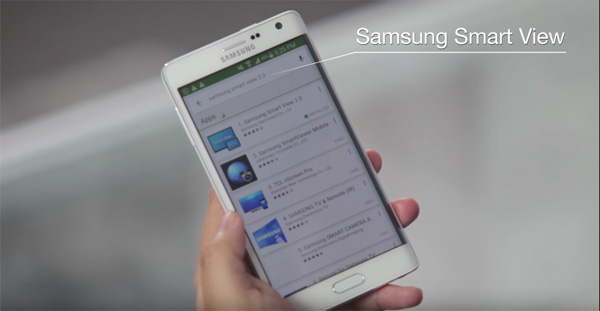"""Thực hiện """"ảo thuật"""" độc đáo bằng Smart View trên TV Samsung - 1"""