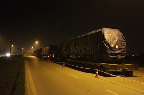 Bao giờ vận chuyển toàn bộ đoàn tàu Cát Linh- Hà Đông về Hà Nội? - 2