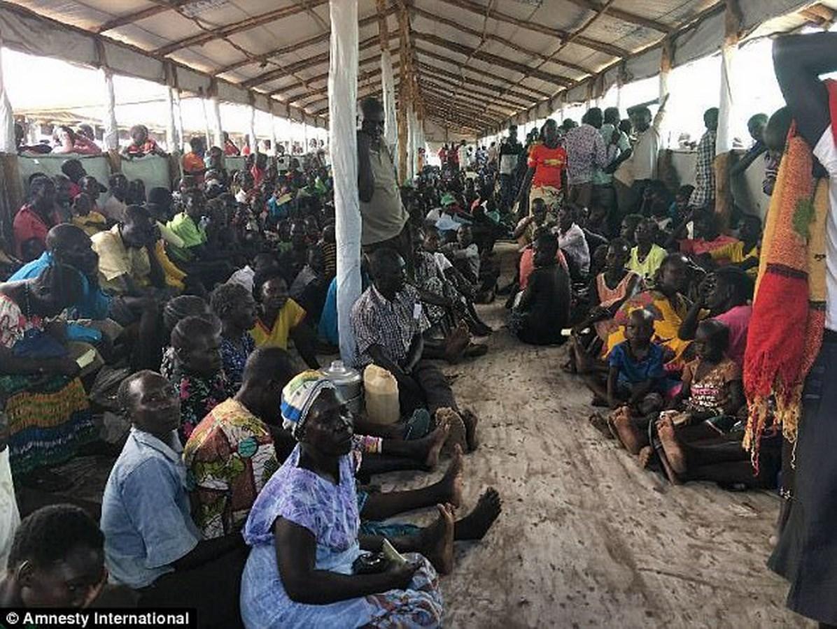 Bạo lực, cưỡng hiếp tràn lan ở Nam Sudan - 1