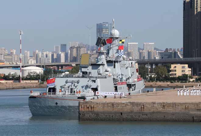Nga-Trung tập trận hải quân rầm rộ sát Triều Tiên làm gì? - 2