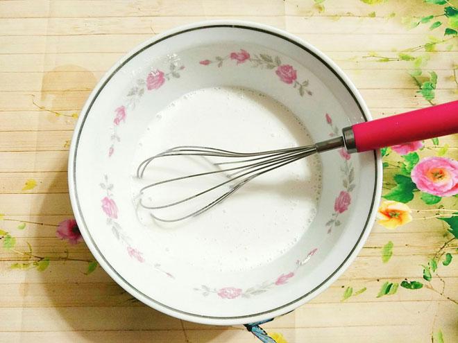 Công thức làm bánh mochi nhân đậu đỏ mềm dẻo, đơn giản tại nhà - 4