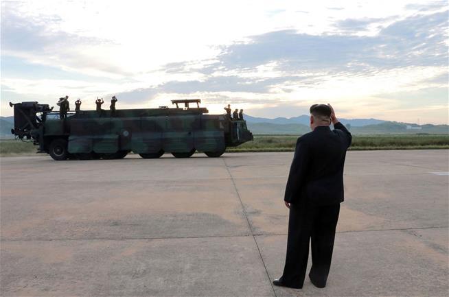 """Nhiên liệu """"nọc độc của quỷ"""" giúp Triều Tiên phóng tên lửa đến Mỹ? - 3"""