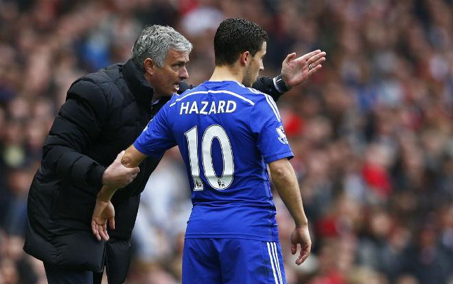 Hazard: 2 năm Mourinho không bằng 1 tuần Conte, quyết phá MU - 1