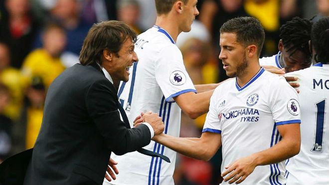 Hazard: 2 năm Mourinho không bằng 1 tuần Conte, quyết phá MU - 2