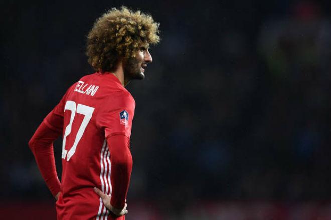 """MU đối xử bất công, Fellaini tự ái: Coi chừng Arsenal – Wenger """"cướp hàng"""" - 1"""