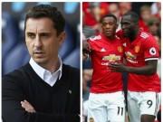 """MU: Tranh SAO lạ 70 triệu euro, Mourinho bị vạch """"tử huyệt"""""""