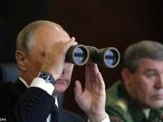 Tướng NATO cảnh báo Putin đang  chuẩn bị chiến tranh lớn