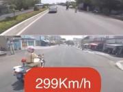"""Biker tung clip """"299Km/h"""" chính thức nhận cái kết """"đắng"""""""