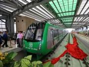 Tin tức trong ngày - Bao giờ vận chuyển toàn bộ đoàn tàu Cát Linh- Hà Đông về Hà Nội?