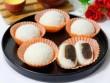 Công thức làm bánh mochi nhân đậu đỏ mềm dẻo, đơn giản tại nhà