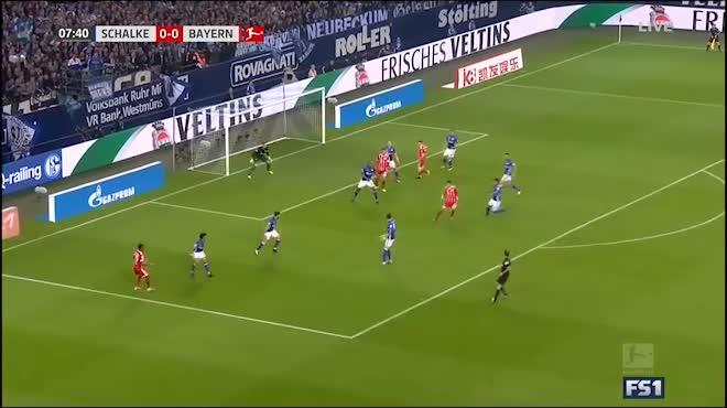 Schalke 04 – Bayern Munich: Rực sáng cựu sao Real