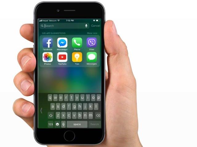 Thủ thuật iOS 11: Cách kích hoạt bàn phím một tay cực tiện dụng