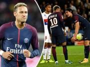 PSG: Neymar đòi bán gấp Cavani, MU – Arsenal mừng húm