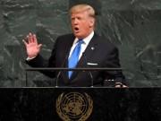 """Ông Trump đe dọa """"hủy diệt hoàn toàn"""" Triều Tiên"""