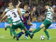 """Barcelona - Eibar: """"Siêu nhân"""" bắn phá kinh hoàng"""