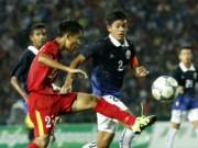 U16 Việt Nam - U16 Campuchia: 10 chiến binh rực rỡ 7 bàn thắng
