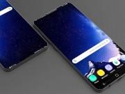 """Samsung Galaxy S9 đẹp rụng rời, iPhone X cũng """"ghen tỵ"""""""