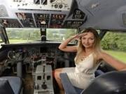 Tài chính - Bất động sản - Cô gái chi gần 1 tỷ cải tạo phi cơ cũ thành salon đẹp mê mẩn