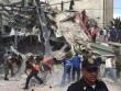 Động đất mạnh giáng xuống Mexico, hơn 130 người chết