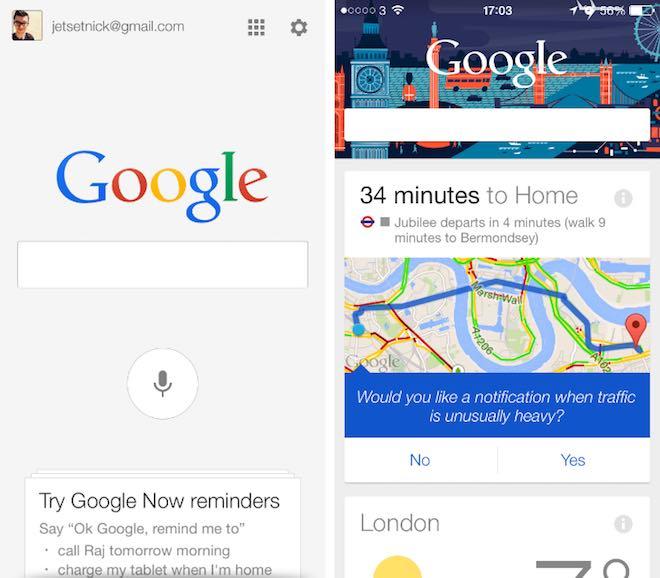 Ứng dụng tìm kiếm của Google ra mắt tính năng mới - 1