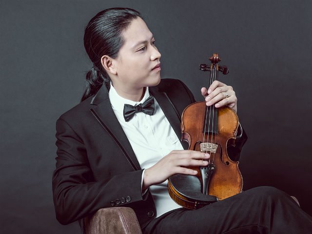 Nghệ sĩ Violin Anh Tú khiến fan mê đắm nhạc phim Hàn - 11