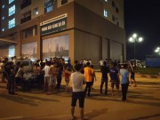Tin tức trong ngày - Hà Nội: Người phụ nữ tử vong dưới chân chung cư