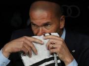 """Real mất penalty oan, Zidane lắc đầu kêu """"số đen"""""""