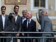 """Federer - Nadal """"hợp binh"""" đại chiến toàn siêu sao tennis tại Laver Cup"""