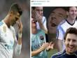 Real thua sốc Betis, đứt chuỗi kỷ lục: Triệu fan Barca trêu chọc