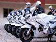 Ngắm siêu môtô Yamaha FJR1300P của cảnh sát Việt Nam