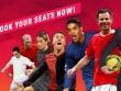 Lịch thi đấu giải Premier Futsal có Ronaldinho, Scholes, Ryan Giggs góp mặt