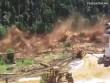 Video: Vỡ đập nước kinh hoàng ở Lào, dân chạy thục mạng